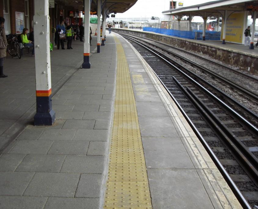 Fareham Station Improvments1