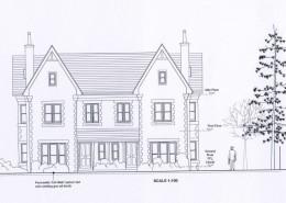 Housing Development Drawing