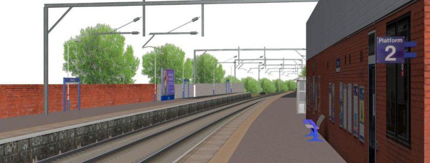Chorley station